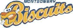 Montgomery Biscuits Baseball website