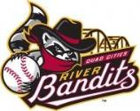 Quad Cities River Bandits website