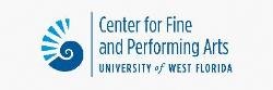 University of West Florida Performing Arts website