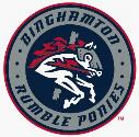 Binghamton Rumble Ponies website