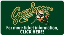 Greensboro Grasshoppers website