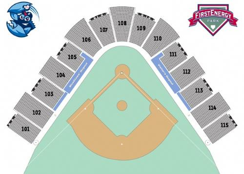 Lakewood Blueclaws Vs Greensboro Grasshoppers On 6302019 Tickets